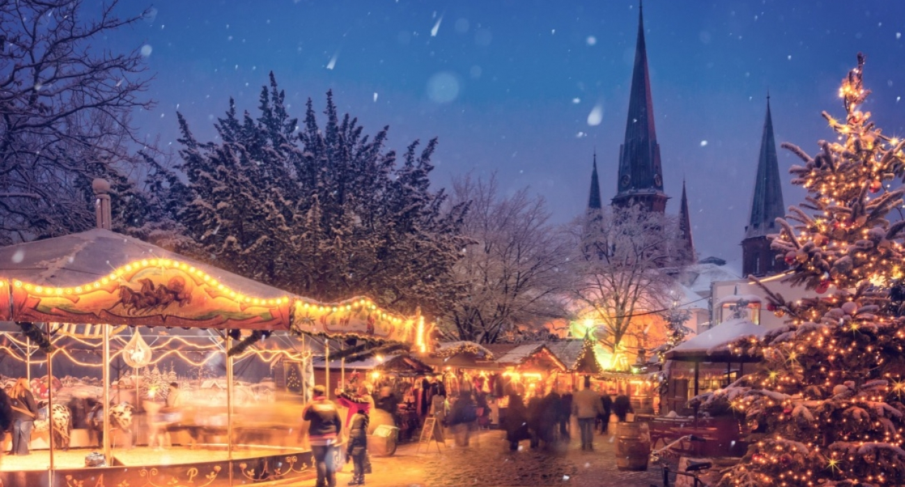 Five European Christmas Markets you shouldn't miss