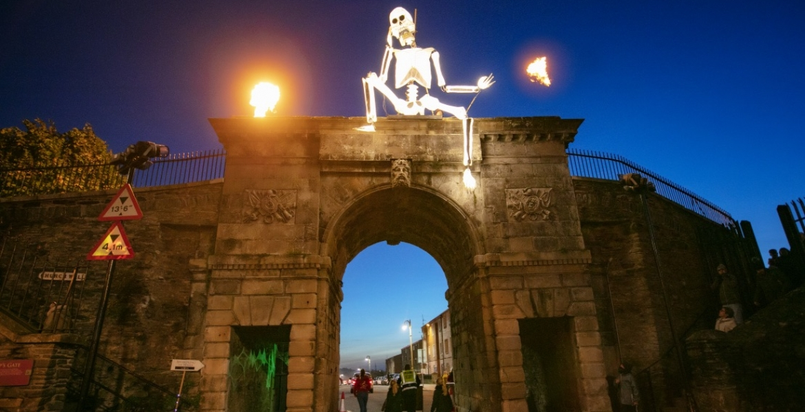 The 7 Spookiest Halloween Destinations for 2019