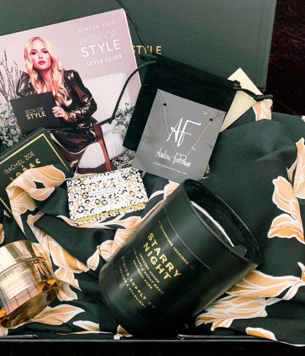 The Box of Style by Rachel Zoe