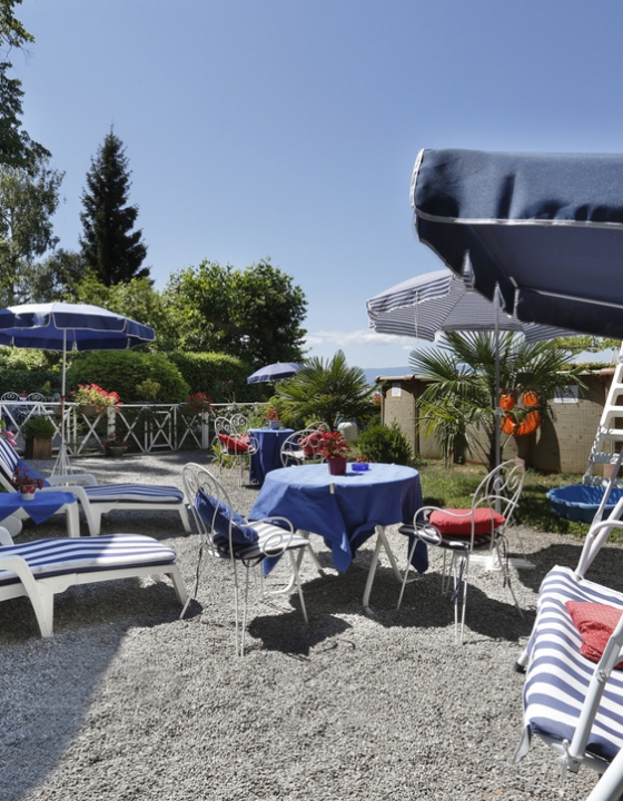 Spas, Skiing and Sunbathing in Evian Les Bains